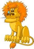 λιοντάρι πεταλούδων Απεικόνιση αποθεμάτων