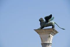 Λιοντάρι της Βενετίας Στοκ φωτογραφίες με δικαίωμα ελεύθερης χρήσης