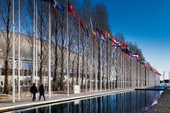 ΛΙΣΣΑΒΩΝΑ, ΠΟΡΤΟΓΑΛΙΑ - 31 Ιανουαρίου 2011: Gama του Vasco DA κέντρο Στοκ Εικόνες