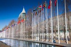 ΛΙΣΣΑΒΩΝΑ, ΠΟΡΤΟΓΑΛΙΑ - 31 Ιανουαρίου 2011: Gama του Vasco DA κέντρο Στοκ Φωτογραφίες