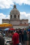 Λισσαβώνα εθνικό Pantheon Στοκ Εικόνες
