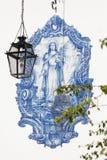 Λισσαβώνα, εικόνα Santa Luzia Στοκ φωτογραφίες με δικαίωμα ελεύθερης χρήσης