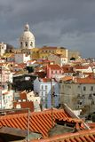 Λισσαβώνα, η κύρια και μεγαλύτερη πόλη της Πορτογαλίας Στοκ Φωτογραφίες