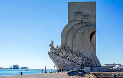 Λισσαβώνα, Πορτογαλία, Ατλαντικός Ωκεανός Στοκ εικόνες με δικαίωμα ελεύθερης χρήσης