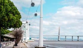 Λισσαβώνα, Πορτογαλία, Ατλαντικός Ωκεανός Στοκ εικόνα με δικαίωμα ελεύθερης χρήσης