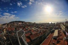 Λισσαβώνα, Πορτογαλία Στοκ φωτογραφία με δικαίωμα ελεύθερης χρήσης