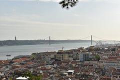 Λισσαβώνα Πορτογαλία Στοκ εικόνα με δικαίωμα ελεύθερης χρήσης