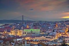 Λισσαβώνα Στοκ εικόνα με δικαίωμα ελεύθερης χρήσης