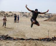Λιτή φυλή Ντουμπάι Στοκ φωτογραφίες με δικαίωμα ελεύθερης χρήσης