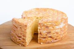Λιχουδιές, τυρί που καλύπτεται με το ωίδιο στοκ εικόνες