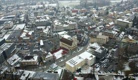 Λιχτενστάιν vaduz Στοκ Εικόνα