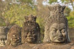 Λογαριάζει κοντά στο ναό Bayon, περιοχή κληρονομιάς της ΟΥΝΕΣΚΟ, Καμπότζη Στοκ Φωτογραφίες