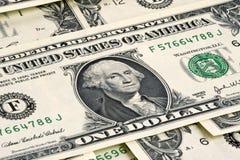 λογαριασμοί dolar Στοκ Φωτογραφίες