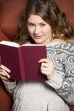 λογοτεχνία καναπέδων Στοκ Φωτογραφία