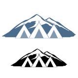 Λογότυπα των σκηνών Στοκ Φωτογραφίες