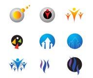 λογότυπα Στοκ Εικόνα