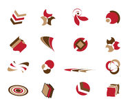 λογότυπα Στοκ Εικόνες
