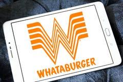 Λογότυπο αλυσίδων εστιατορίων Whataburger Στοκ εικόνες με δικαίωμα ελεύθερης χρήσης
