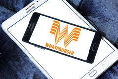 Λογότυπο αλυσίδων εστιατορίων Whataburger Στοκ Εικόνες