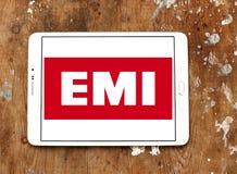 Λογότυπο αρχείων της EMI Στοκ φωτογραφίες με δικαίωμα ελεύθερης χρήσης