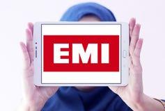 Λογότυπο αρχείων της EMI Στοκ Φωτογραφία
