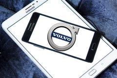 Λογότυπο αυτοκινήτων της VOLVO Στοκ Εικόνες