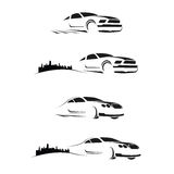 λογότυπο αυτοκινήτων Στοκ φωτογραφία με δικαίωμα ελεύθερης χρήσης