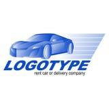 Λογότυπο αυτοκινήτων Στοκ εικόνες με δικαίωμα ελεύθερης χρήσης