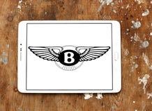 Λογότυπο αυτοκινήτων Bentley Στοκ Εικόνα