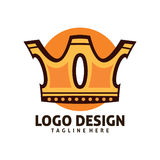 Λογότυπο βασιλιάδων Στοκ εικόνες με δικαίωμα ελεύθερης χρήσης