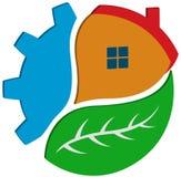 λογότυπο γεωργίας απεικόνιση αποθεμάτων