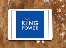 Λογότυπο δύναμης βασιλιάδων Στοκ φωτογραφία με δικαίωμα ελεύθερης χρήσης