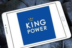 Λογότυπο δύναμης βασιλιάδων Στοκ Εικόνες