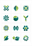 λογότυπο εικονιδίων διανυσματική απεικόνιση