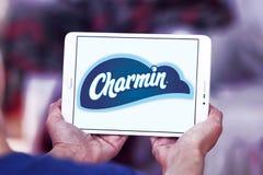 Λογότυπο εμπορικών σημάτων χαρτιού τουαλέτας Charmin στοκ εικόνα