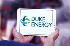 Λογότυπο ενεργειακής επιχείρησης δουκών Στοκ Εικόνα
