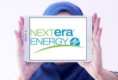 Λογότυπο ενεργειακής επιχείρησης Nextera Στοκ Εικόνες