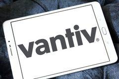 Λογότυπο επεξεργαστών πιστωτικών καρτών Vantiv Στοκ Εικόνες