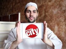 Λογότυπο επιχείρησης της Circuit City Στοκ Φωτογραφίες