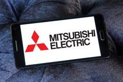 Λογότυπο επιχείρησης της Mitsubishi Electric Στοκ Εικόνα