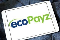 Λογότυπο επιχείρησης υπηρεσιών πληρωμής EcoPayz Στοκ εικόνες με δικαίωμα ελεύθερης χρήσης