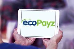 Λογότυπο επιχείρησης υπηρεσιών πληρωμής EcoPayz Στοκ εικόνα με δικαίωμα ελεύθερης χρήσης