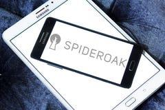 Λογότυπο επιχείρησης SpiderOak Στοκ φωτογραφίες με δικαίωμα ελεύθερης χρήσης