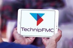 Λογότυπο επιχείρησης TechnipFMC Στοκ εικόνες με δικαίωμα ελεύθερης χρήσης