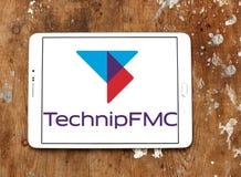 Λογότυπο επιχείρησης TechnipFMC Στοκ Εικόνα