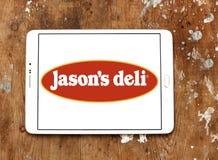 Λογότυπο εστιατορίων γρήγορου φαγητού του Jason ` s Deli Στοκ Εικόνα