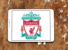 Λογότυπο λεσχών ποδοσφαίρου του Λίβερπουλ Στοκ Εικόνες