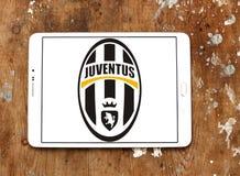 Λογότυπο λεσχών ποδοσφαίρου Juventus Στοκ εικόνα με δικαίωμα ελεύθερης χρήσης