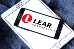 Λογότυπο εταιριών Lear Στοκ φωτογραφία με δικαίωμα ελεύθερης χρήσης