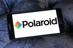 Λογότυπο εταιριών Polaroid Στοκ Φωτογραφία